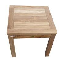 Záhradný stôl Gufi 50 x 50 x 46 cm, teak