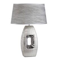 Rabalux 4388 Leah lampa stołowa, srebrna