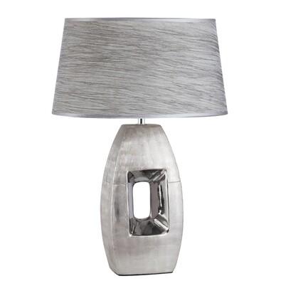 Veioză Rabalux 4388 Leah, argintiu