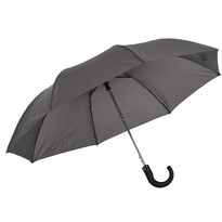 Deštník šedá, 52 cm