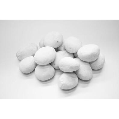 Carlo Milano Dekorační kameny bílé