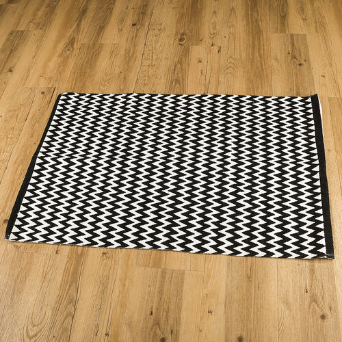 Kusový koberec Cik Cak, 60 x 90 cm