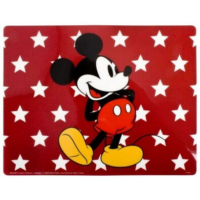 Prostírání Mickey, 33 x 26 cm, sada 4 ks