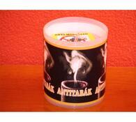Repelentní svíčka s vůní antitabák