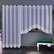 Xenie függöny, fehér, 350 x 160 cm