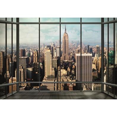 Fototapeta město New York 360 x 253 cm