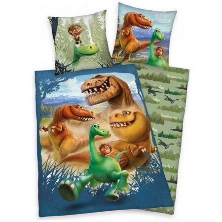 Dětské bavlněné povlečení The Good Dinosaur, 140 x 200 cm, 70 x 90 cm