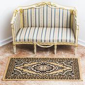 Kusový koberec Teheran 102 Beige, 80 x 150 cm