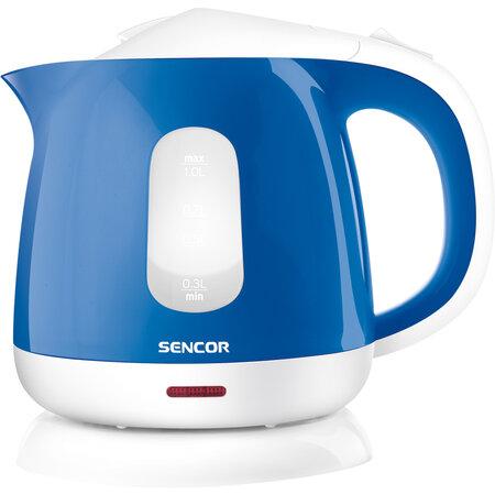 Fierbător de apă Sencor SWK 1012BL, albastru