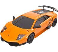 Lamborghini Murcielago LP 670-4 SuperVeloce, oranžová