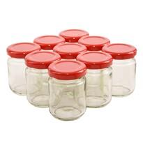 Orion Sada zavařovacích sklenic s víčkem 60 ml, 9 ks