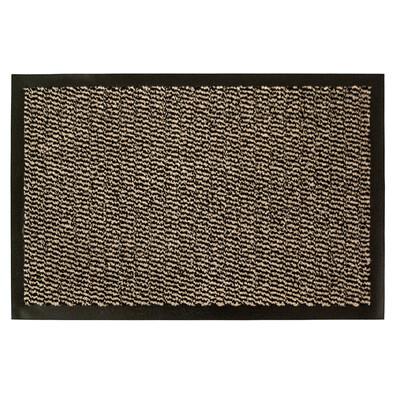 Vnitřní rohožka Mars sv. béžová 549/027, 80 x 120 cm