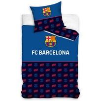 Bavlněné povlečení FC Barcelona Forever, 140 x 200 cm, 70 x 90 cm