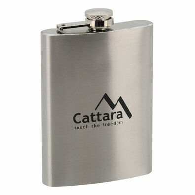 Cattara Placatka stříbrná, 235 ml