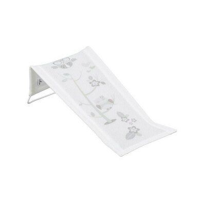 Tega Látkové lehátko na kúpanie Sova biela, 42 x 20 cm