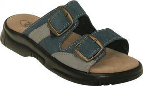 Santé Dámske zdravotné papuče veľ. 41 modrá