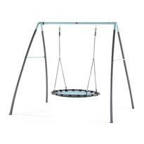 Plum Houpací kruh s kovovou konstrukcí a tryskou na výrobu mlhy, 218 x 215 x 238 cm