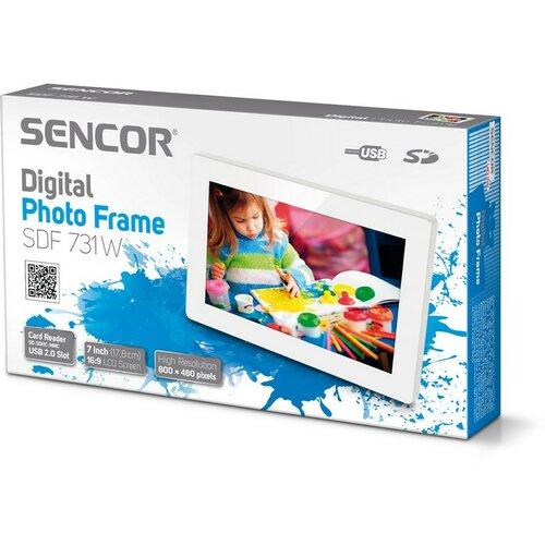 Sencor SDF 731 W Digitální fotorámeček