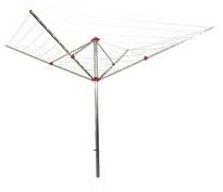 Toro Venkovní sušák na prádlo 4 ramena, 50 m