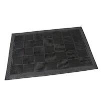 Wycieraczka wejściowa Pin squares,, 40 x 60 cm