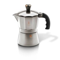 Fierbător espresso Berlinger HausMoonlight Edition, 3 căni
