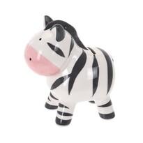 Detská pokladnička Zebra, 18 x 10 cm