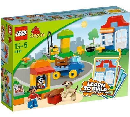 Lego Duplo Moje první stavění, vícebarevná