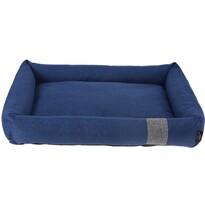Legowisko dla psa Pet bed niebieski, 55 x 41 x 10 cm