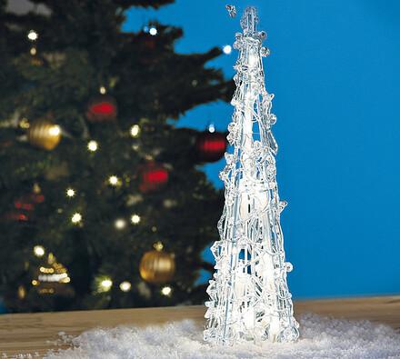 Vánoční svítící pyramida, 10 světel