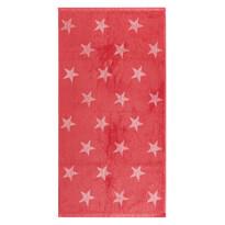 Ručník Stars růžová