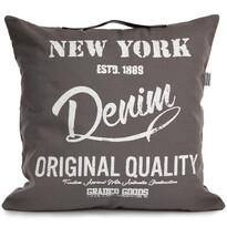 Altom Povlak na polštář New York Denim, 40 x 40 cm