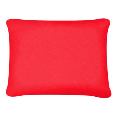 Povlak na polštář červená, 50 x 70 cm