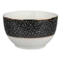 Altom Miska porcelanowa Granit 12,5 cm, czarny