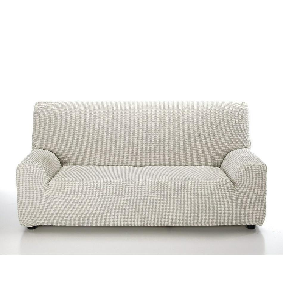 Forbyt Multielastický poťah na sedaciu súpravu Sada ecru, 140 - 200 cm