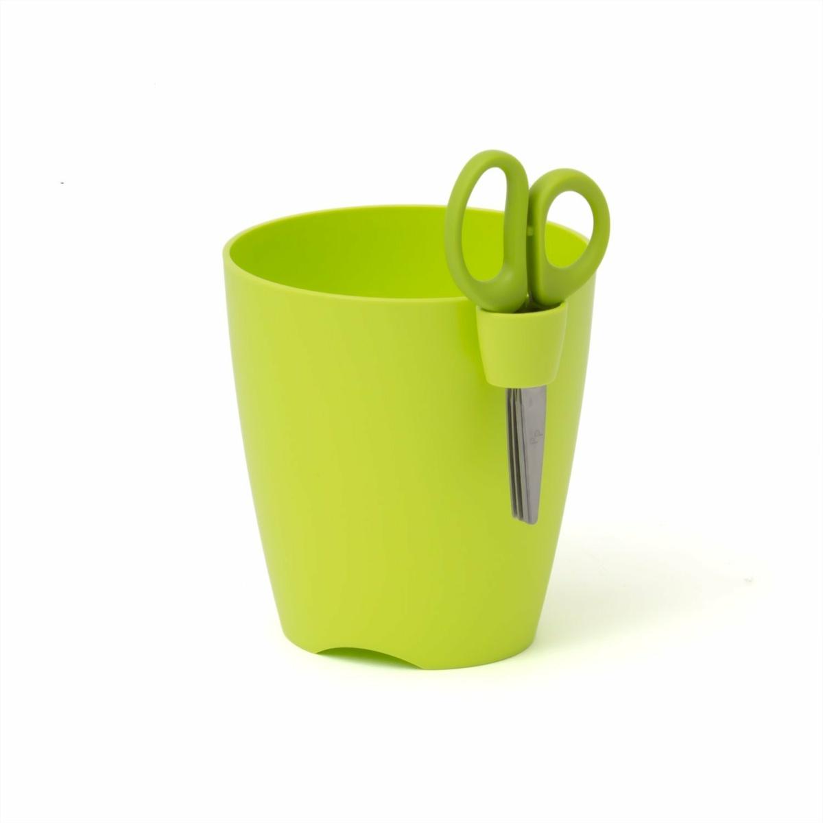 Květináč na bylinky Limes uno 1,9 l, zelená
