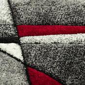 Kusový koberec Brilliance červená, 80 x 150 cm