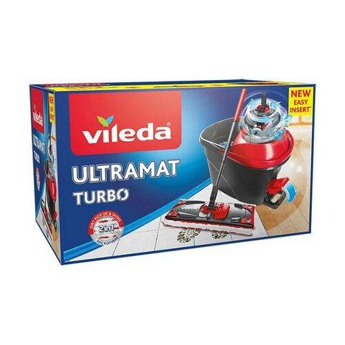 Vileda Mop set Easy UltraMat 133876