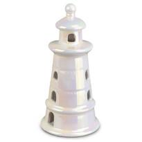 Dommio Dekorativní maják s LED osvětlením Mare, 7 x 14 cm