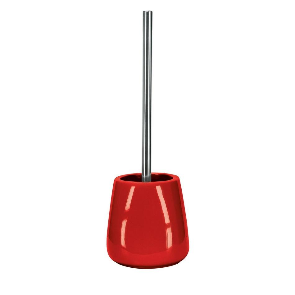 Kleine Wolke WC set Cone, červená