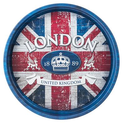 London servírovací tác, 33 cm