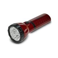 Solight WN10 Nabíjecí LED svítilna, červenočerná