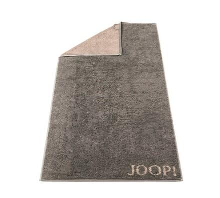 Ručník Doubleface JOOP! šedý, 50 x 100 cm