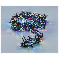 Twinkle karácsonyi fényfüzér, színes, 700 LED-es