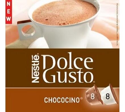 Kapsle Dolce Gusto, Chococino, 16 ks, Nescafé