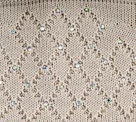 Čepice dámská Karpet 5156, béžová, béžová