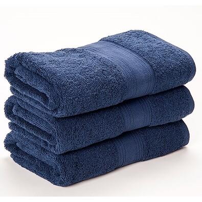 Ručník Egyptian Soft modrá, 30 x 50 cm