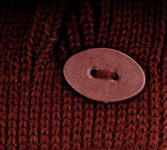 Dámská čepice Karpet 5096, hnědá