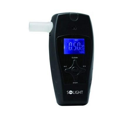 Solight Solid 1T04 alkomat