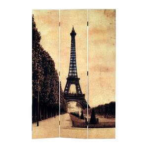 Paravan Eiffelova věž 3dílný