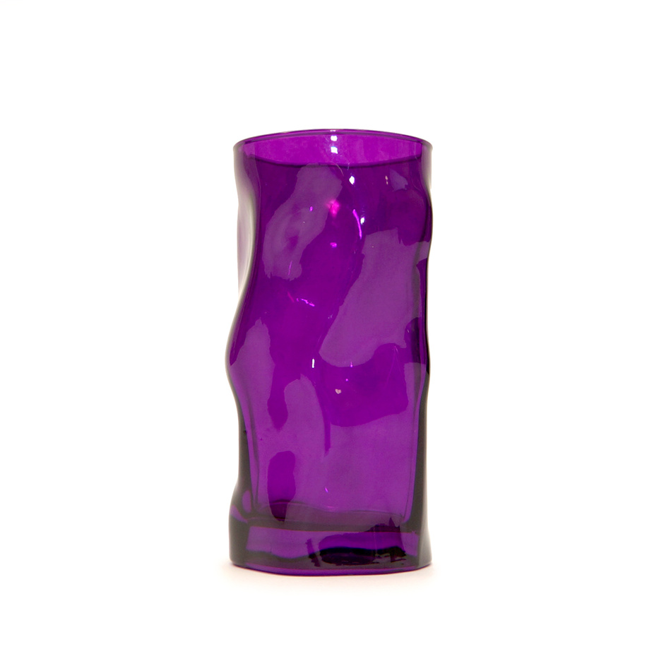Florina Sorgente poháre 460 ml, fialová